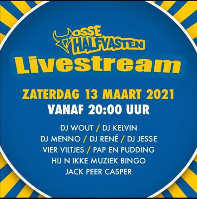 volg hier de LiveStream
