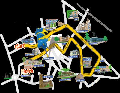 Routekaart 2017